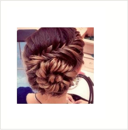 Formal Hair Style